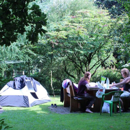 stilbjerg camping denemarken